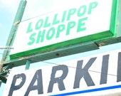 Lollopop Shoppe 8x10 print