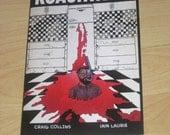 Roachwell - surreal horror comedy comic