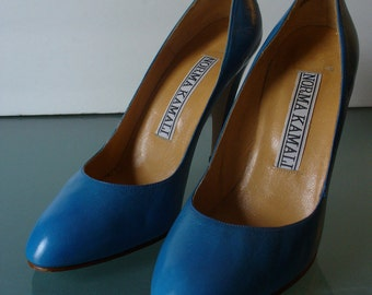 Charles Jourdan Made In Spain Patent Leather By
