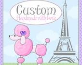 Custom made listing for Adriana