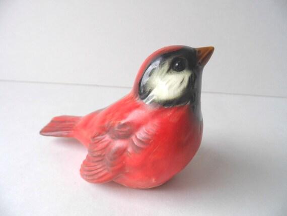 Vintage Goebel W. Germany Knick Knack Bird for Shelf Figurine Knick Knacks