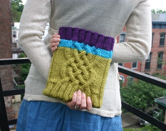 Cable iPad Sweater