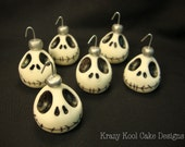 Nightmare Before Christmas Edible Ornament Toppers