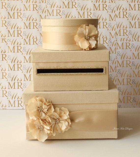 Wedding Card Box, Money Box, Gift Card Holder- Custom Made to Order