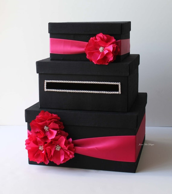 Wedding Card Box Money Box Gift Card Holder Choose Your