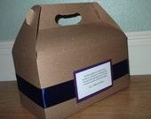 Wedding Hotel Welcome Box/Bag- Environmentally Friendly