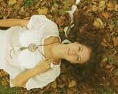 The Journey - Dreamcatcher Necklace