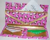 Duct Tape Deluxe Women's Wallet (MADE TO ORDER)