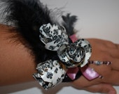 Duct Tape Rose Corsage