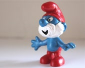 Papa Smurf Figure - toy for children - Smurfs Collection