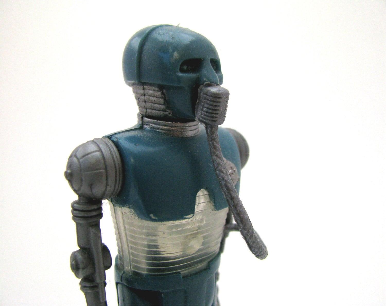 Star Wars Toys 1980s : Original star wars action figure medical droid