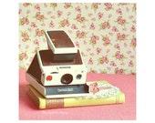 For Sale, Polaroid Sx 70 Camera Model 2, White UNTESTED