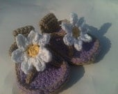 Baby girl Daisy Sandals