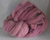 Hand Dyed Alpaca Roving 5.8 ounce