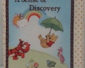 "Winnie The Pooh "" A Sense Of Discovery"" Soft Cloth Book by Disney"