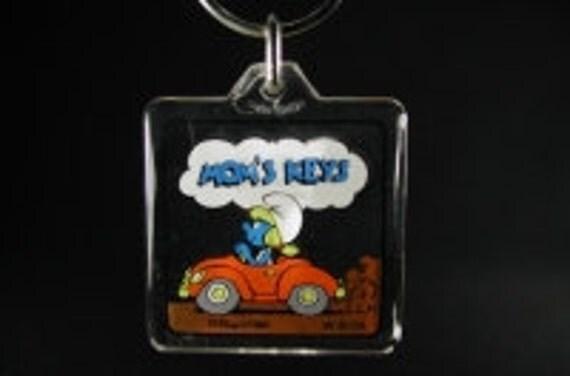 Mom's Keys Key Chain