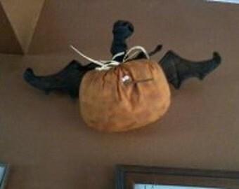 Harvest Blessing pumpkin