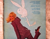 PLAYBOY Magazine March 1969...  Marshall McLuhan Interview and Centerfold Kathy MacDonald