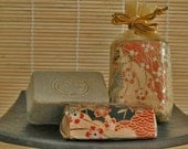 Home Spa Soap with French Green Clay and Goat Milk