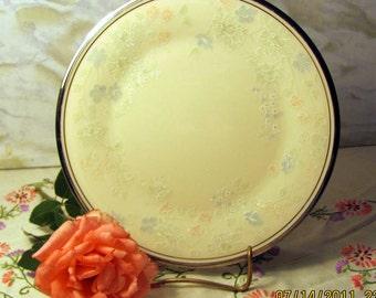 Lenox China Nicole Pattern Salad Plate-1