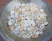 Reserved for Hantie Vintage Assorted Buttons
