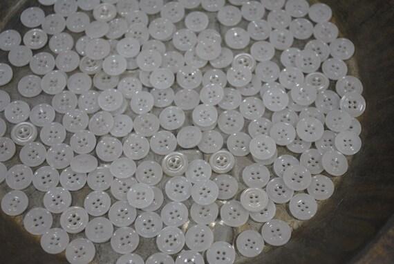 Ceramic Opaque Sew Thru Buttons (200)