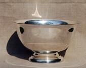 Antique Sheridan Silver Bowl