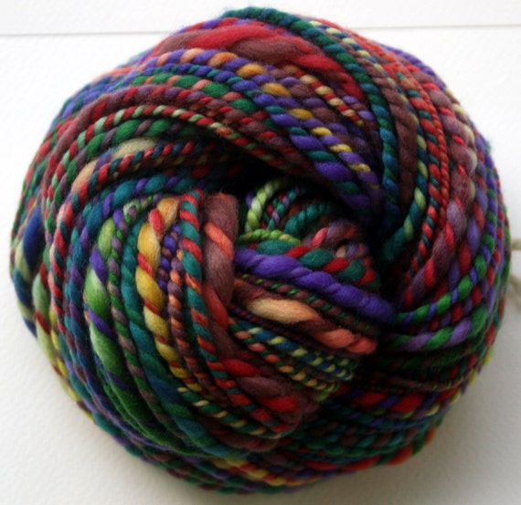 "100% Merino Yarn - ""Spectrum vii"""