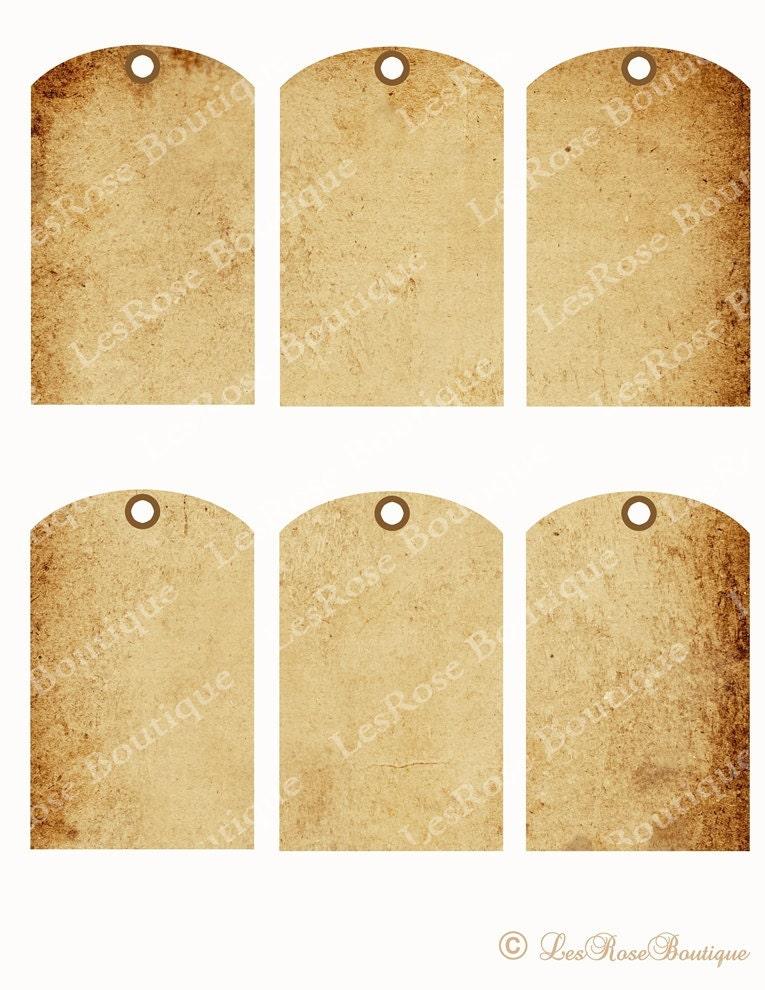 Alfa img - Showing > Blank Hang Tags Printable