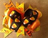 Halloween Layered Bow