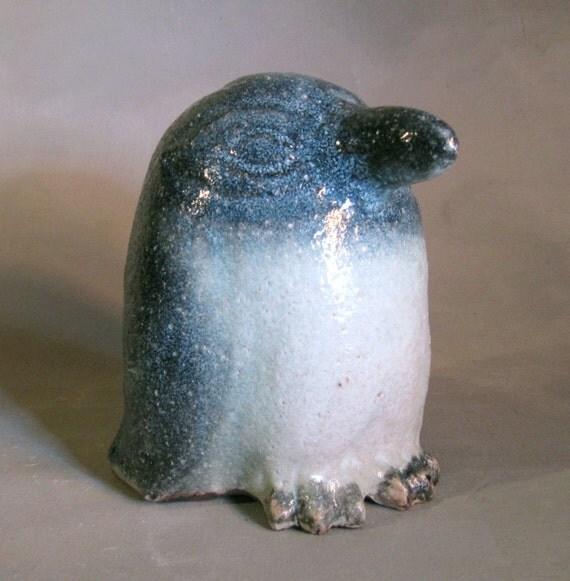 Vintage Art Pottery, Penguin Lamp base
