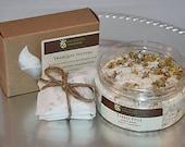 Spa Set - Soap, Bath Tea, Foot Soak (Medium Set)