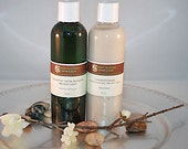Shampoo and Conditioner Set, You Choose Scent - with Natural Humectant 8 oz