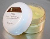 Skin Salve Calendula Cream Organic 2 oz