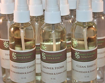 Room and Linen Spray Mocha Latte 4 oz