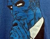 Dr. Manhattan Watchmen Hand Painted T Shirt