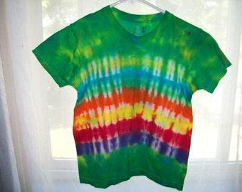 Childrens tye dyed tshirt