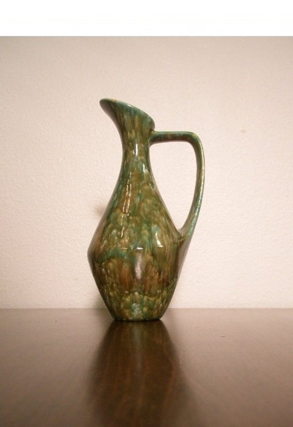 SALE MID CENTURY Modern Vase or Small Pitcher.