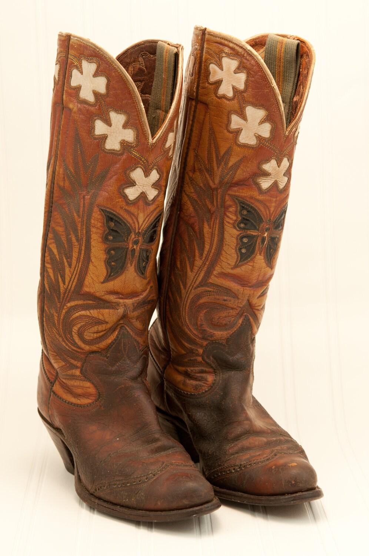 fabulous vintage cowboy boots
