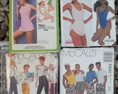 SALE Workout Patterns for Knits and Sergers LOT