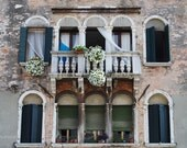 Like curtains in the wind, Venice (fine art photography print)