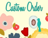 Custom Order For Sammie B