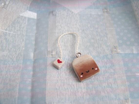 Tea Bag charm