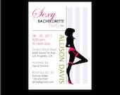 Sexy Bachelorette Party (Printable)