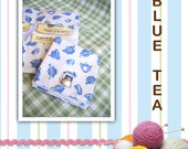 Tea Wallet Set (3 piece) Catherine Evans