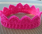 Crocheted Crown