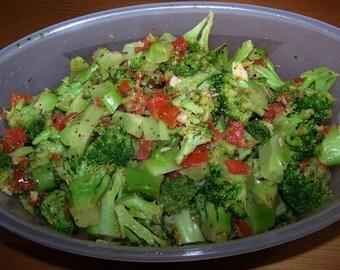 Zesty Italian Broccoli