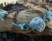 Love Pottery Bracelet