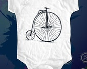 Bike 14 -  graphic printed on Infant Baby One-piece, Infant Tee, Toddler T-Shirts - Many sizes