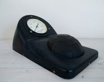 vintage industrial blood pressure air foot pump